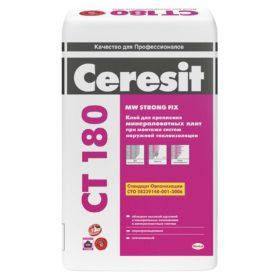 Клей для минваты Ceresit CT180
